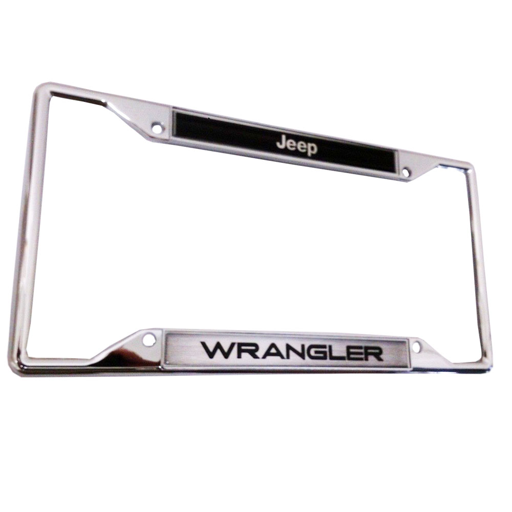 licensed 3d logo raised letters zinc chrome license plate frame ebay. Cars Review. Best American Auto & Cars Review
